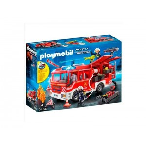 Playmobil City Action Camión de Bomberos