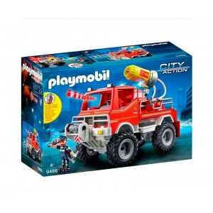 Playmobil City Action Todoterreno