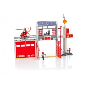 Playmobil City Action Parque de Bomberos