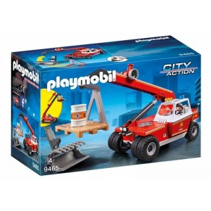 Playmobil City Action Elevador