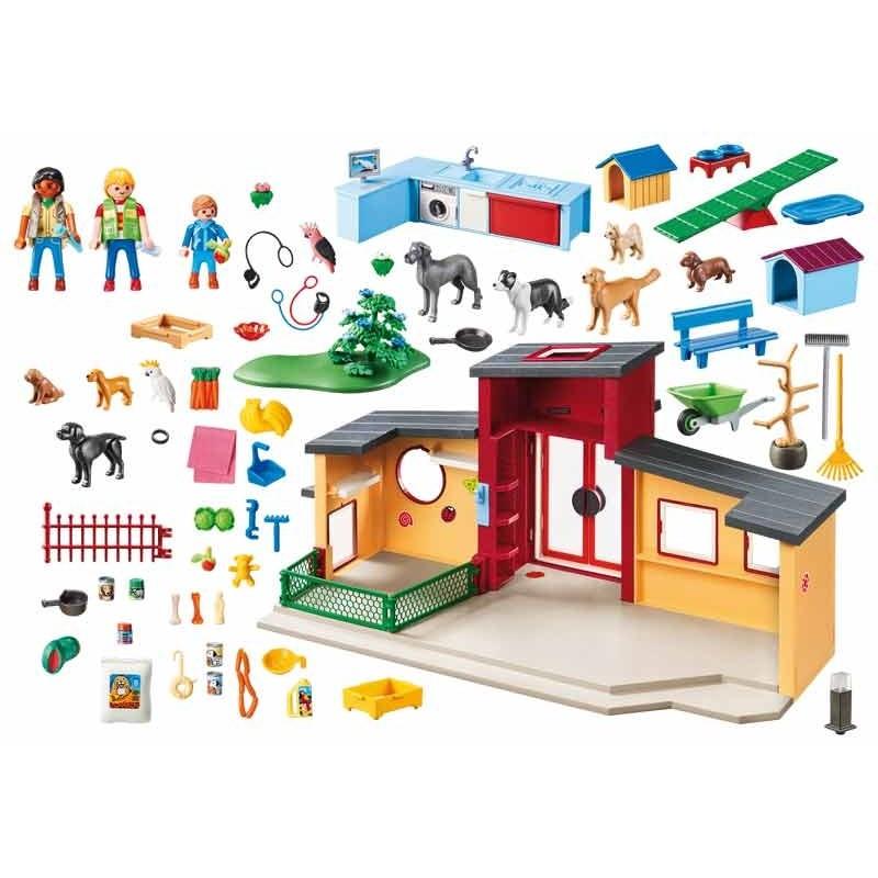Playmobil City Life Hotel de Mascotas