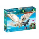 Playmobil Dragons Furia Diurna y Bebé Dragón