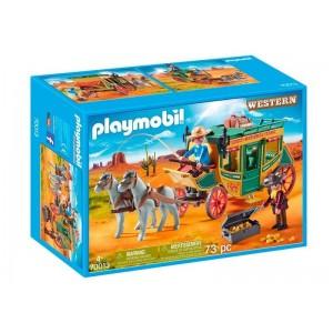 Playmobil Western Diligencia