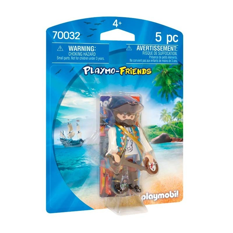 Playmobil PlaymoFriends Pirata