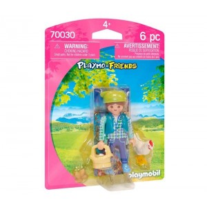 Playmobil Playmo-Friends Granjera
