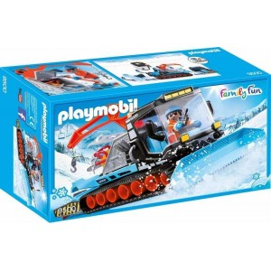 Playmobil Family Fun Quitanieves