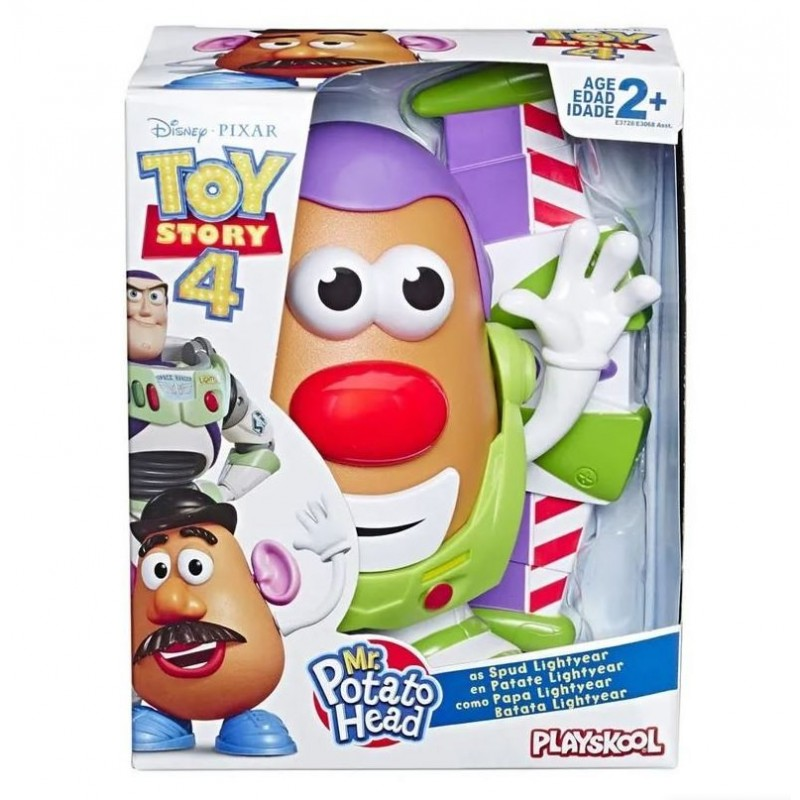 Toy Story 4 Mr Potato Woody o Buzz