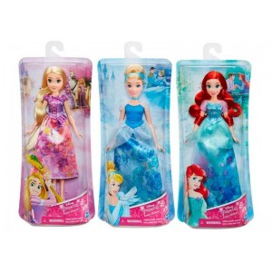 Disney Princess Muñecas Royal Shimmer