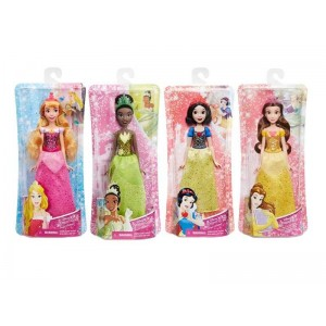Muñecas Disney Princess Royal Shimmer