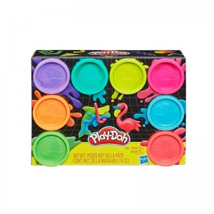 Play-Doh Pack 8 Botes de Plastilina