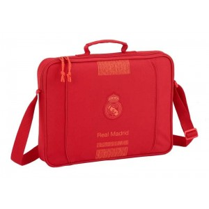 Real Madrid Cartera Extraescolar Roja