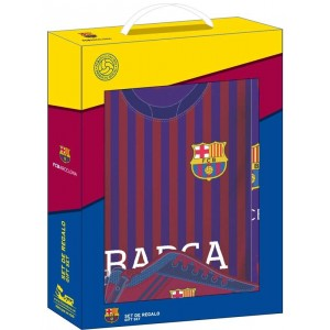 Set de Regalo Pequeño F. C. Barcelona