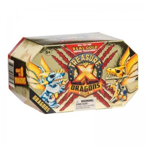 Treasure Serie 2 Dragones