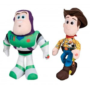 Peluches Toy Story con Sonido