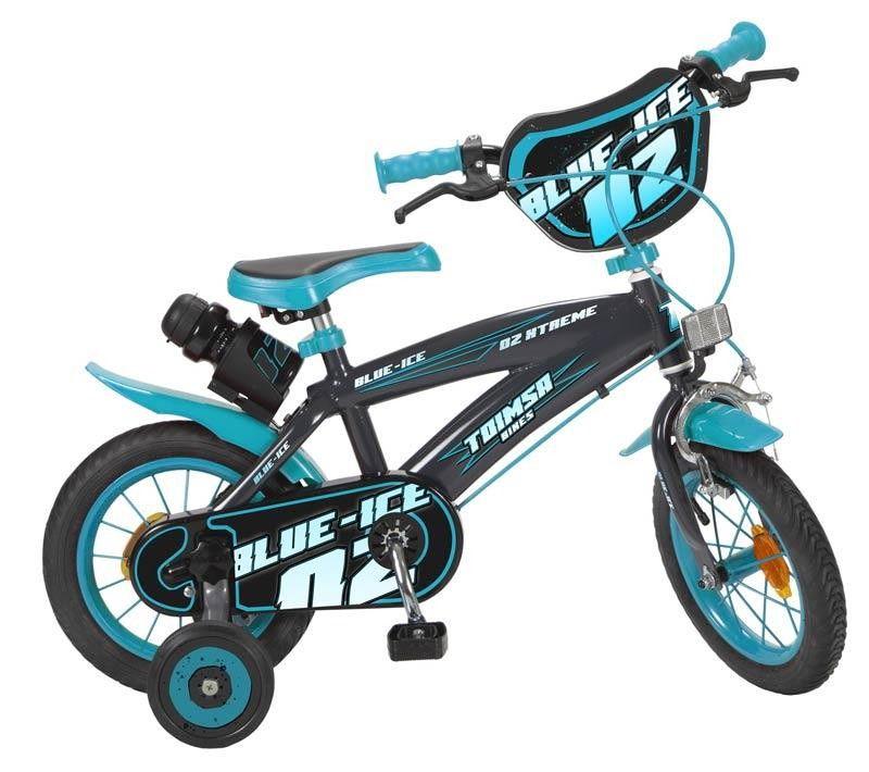Bicicleta 12 Pulgadas Blue Ice