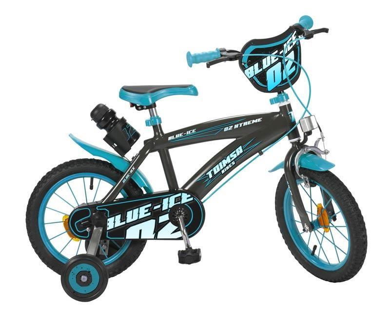 Bicicleta 14 Pulgadas Blue Ice