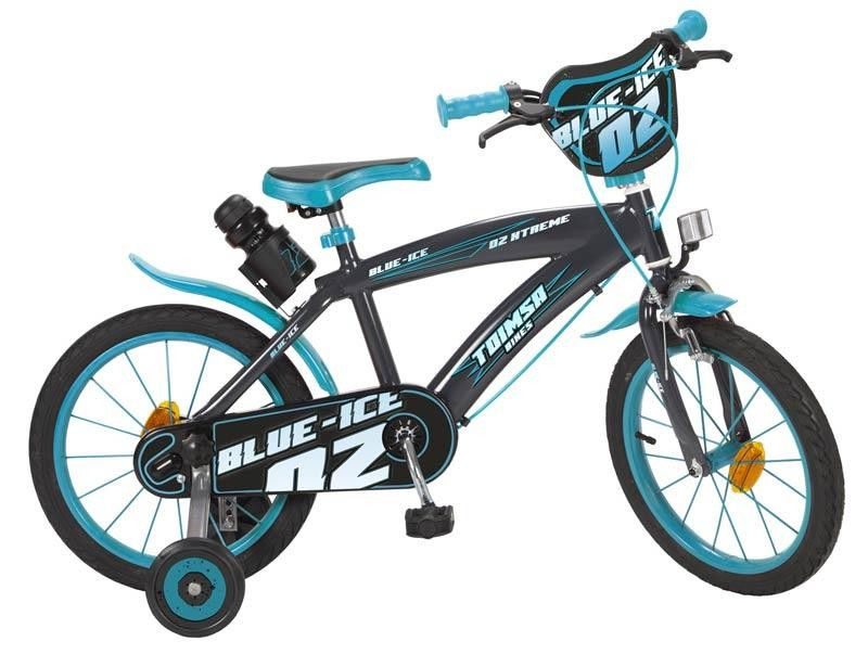 Bicicleta 16 Pulgadas Blue Ice
