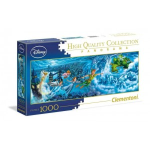 Puzzle Disney Panorama 1000 piezas Peter Pan