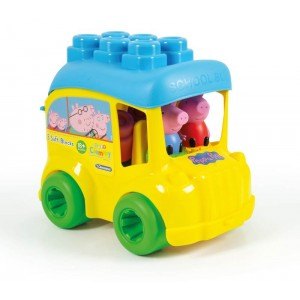 Clemmy Baby Autobús Peppa Pig
