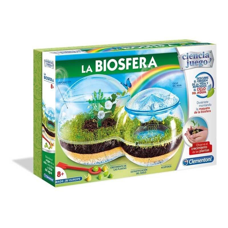 Juego La Biosfera