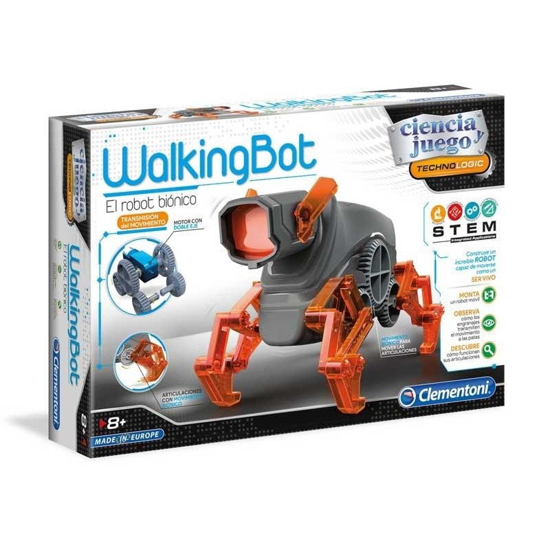 WalkingBot Clementoni