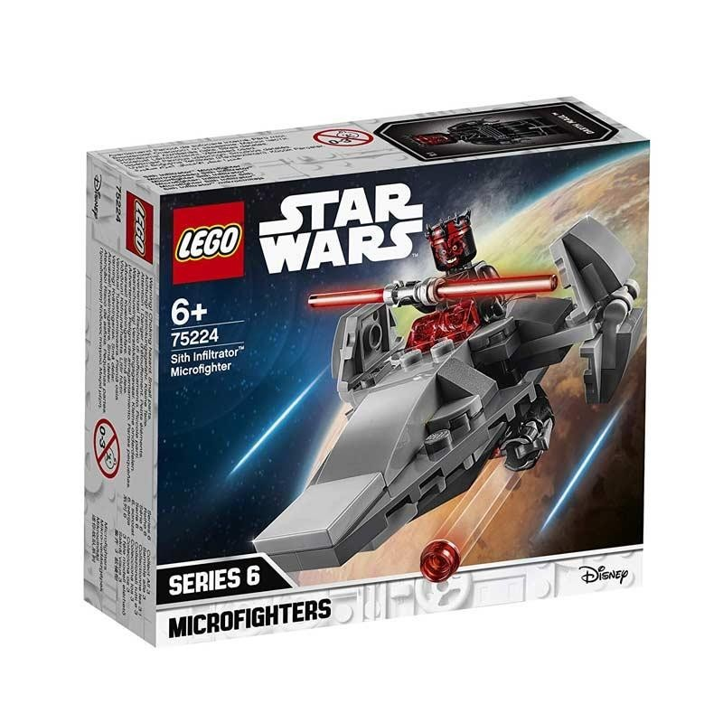 Lego Star Wars Microfighter: Infiltrador Sith