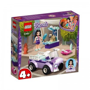 Lego Friends Clínica Veterinaria Móvil de Emma