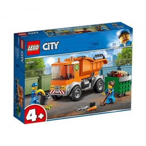 LEGO City Great Vehicles Camión de la Basura