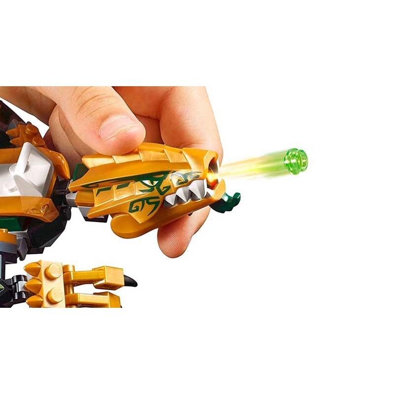 Lego Ninjago Dragón Dorado