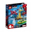 Lego Super Heroes Spiderman Robo Diamantes Doc Ock