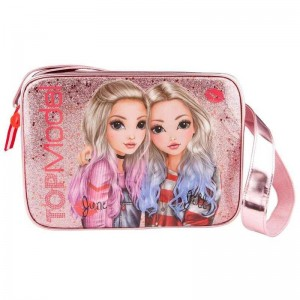 Bolso Bandolera Rosa Top Model