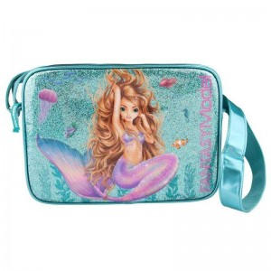 Bandolera Fantasy Azul Top Model