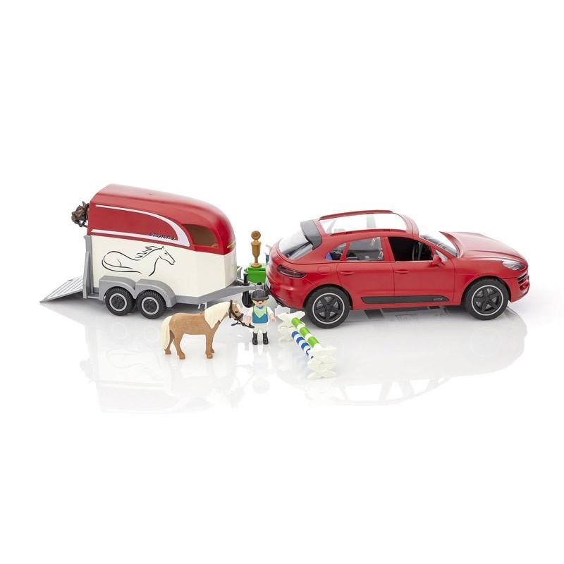 Playmobil Sport & Action Porsche Macan GTS