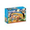 Playmobil Belén con Luz