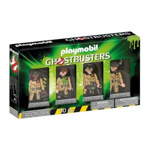 Playmobil Ghostbusters Set de Figuras