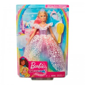 Barbie Superprincesa Dreamtopia