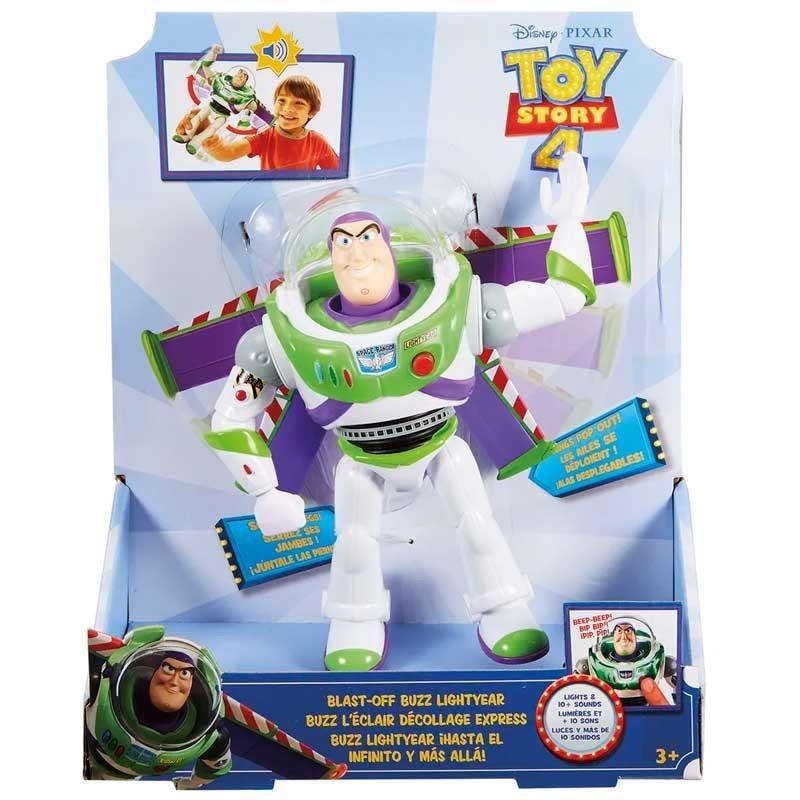Toy Story 4 Figura Buzz Lightyear