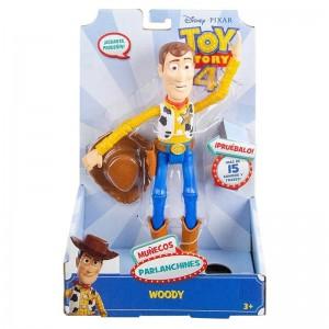 Toy Story 4 Woody Parlanchín