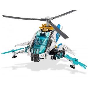 Lego Ninjago Shuricóptero