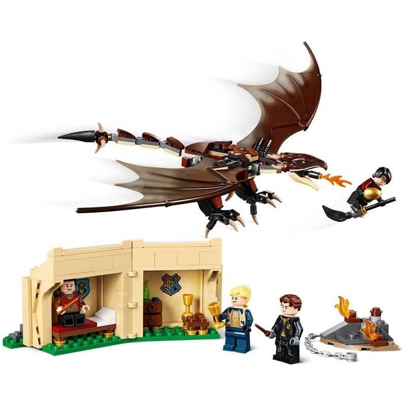 LEGO Harry Potter Desafío de los Tres Magos y el Colacuerno Húngaro