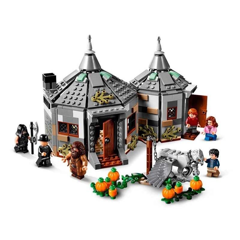 Lego Harry Potter Cabaña de Hagrid: Rescate de Buc