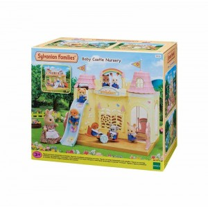 Sylvanian Famlies Castillo Guardería