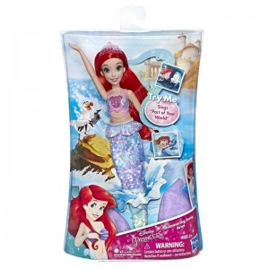 Disney Princesas Ariel Música