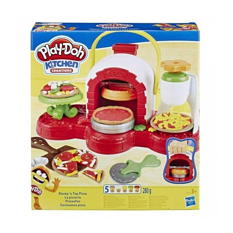 Play-Doh Horno de Pizzas