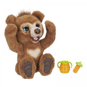 FurReal Cubby Mi Oso Curioso