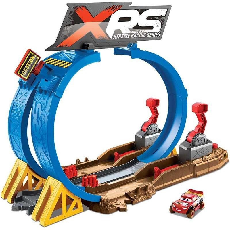 Cars XRS Pista Superlooping