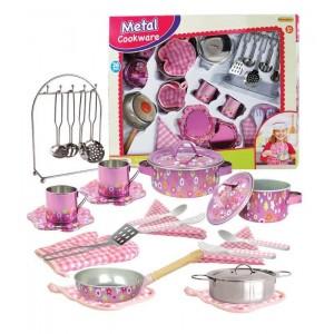 Set de Cocina Infantil 26 piezas