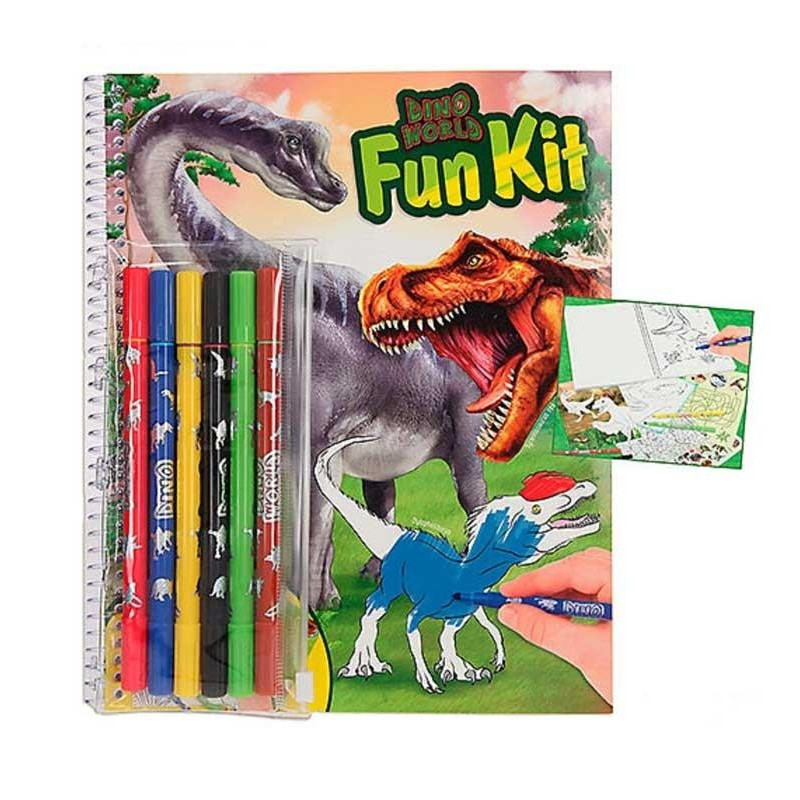 Dino World Fun Kit