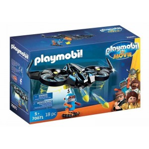 Playmobil The Movie Robotitron con Dron