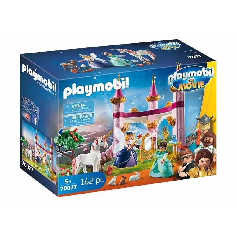 Playmobil The Movie Marla Palacio Cuento de Hadas